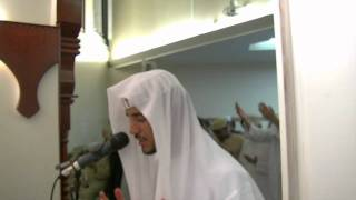 getlinkyoutube.com-Muhammad Taha Al - Junaid - Witr Prayer - Green Lane Masjid