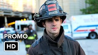 Chicago Fire 5x02 Promo