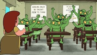 getlinkyoutube.com-Clash-A-Rama! The Series: University of Goblin