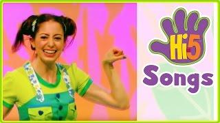 getlinkyoutube.com-Hi-5 Songs   Dinosaurs & More Kids Songs - Hi5 Season 14