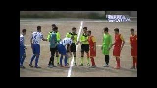 Forza Calcio Messina-Rocca di Caprileone 1-5 (Eccellenza 26^ giornata)