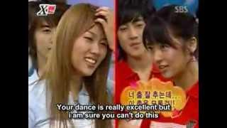 getlinkyoutube.com-#41 Dangyunhaji - Eun Hye shows her love for KJK (en).flv