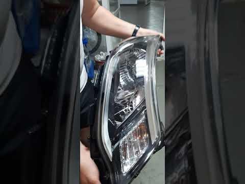 Фара передняя правая Kia Rio 3 ресталинг