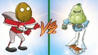 Plants Vs Zombies Apisonaflor Bailon Vs All Star Nuez