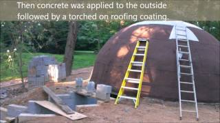 getlinkyoutube.com-Our brick dome