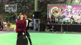 getlinkyoutube.com-Knight(feat.Dazzling) - CALL ME BABY 東南科大表演 151118