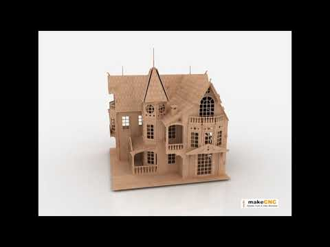 Doll House Furniture Plans Have fun making Miniature Dollhouse