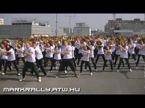 rkd Flashmob - SDC - Hsvt (werkfilm by markrally) 2012.03.24.
