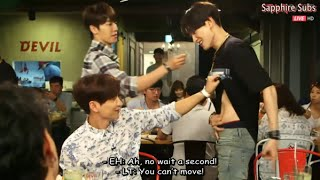 getlinkyoutube.com-[ENG SUB] HD Full 150715 Naver Starcast - Super Junior