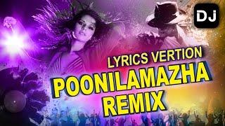 getlinkyoutube.com-Poonila Mazha Remix  | Malayalam Remix Song 2016 |  Malayalam film song | Malayalam Latest Video