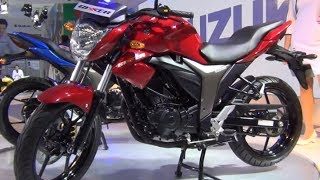 getlinkyoutube.com-Suzuki Gixxer Review- Features, Style, Price And More From Auto Expo 2014