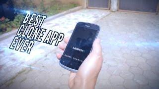 getlinkyoutube.com-Best Clone App Ever