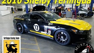 getlinkyoutube.com-750HP 2016 Shelby Terlingua Mustang and ride along Gary Patterson Shelby American