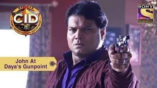 Your Favorite Character | John Abraham At Daya's Gunpoint | CID