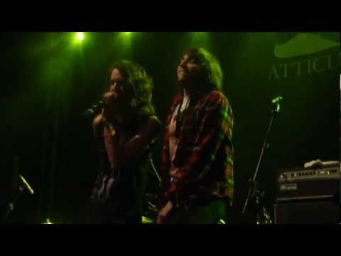 Three Cheers for Five Years - Mayday Parade (and Josh Franceschi) at Slam Dunk South/ Hatfield 2011