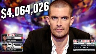 Missing High Stakes Pro Is BACK! $132,000 WSOP One Drop