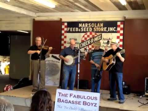 Old Feed Store Music Series   The Fabulous Bagasse Boyz