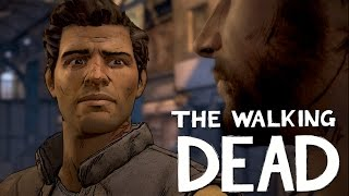 REVEALING THE TRUTH TO DAVID | The Walking Dead: A New Frontier [EP3][P1]