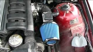 getlinkyoutube.com-e36 BMW 325 induction sound (m50b25)