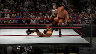 WWE 13 The Rock vs Stone Cold Gameplay HD