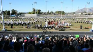 getlinkyoutube.com-RUHS Marching Band @ 2016 Flowing Wells Show of Shows Marching Invitational Tucson, AZ. 10/15/16