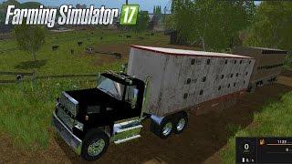 Farming Simulator 17 #31 | Vacas, Cerdos y Borregos a comprar | Mapa Caucasus