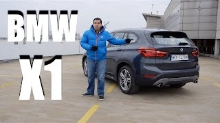 BMW X1 F48 xDrive25i (ENG) - Test Drive and Review