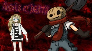WHY IS EVERYONE SO CREEPY!? | Angels of Death #3