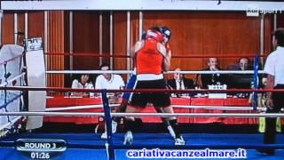 Antonio Gentile campione d'Italia Yout  2013