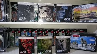 getlinkyoutube.com-Star Wars Saga Limited Edition Blu Ray Steelbooks + Update