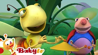 getlinkyoutube.com-Best of BabyTV # 3 - Big Bugs Band and more