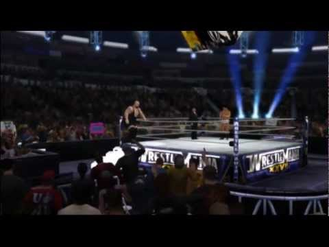 WWE WrestleMania 28 Full PPV Live - WWE '12 Livestream