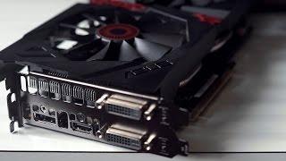 getlinkyoutube.com-Asus Strix R9 380 Full Review!- GTX 960 killer?