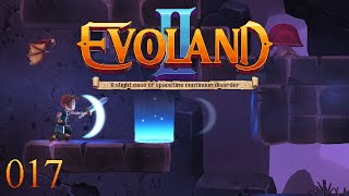 getlinkyoutube.com-Evoland 2 #017 - 3D Platformer