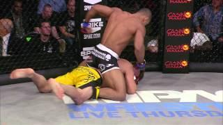 getlinkyoutube.com-Bellator MMA Highlights: Shahbulat Shamhalaev Knocks Out Mike Richman