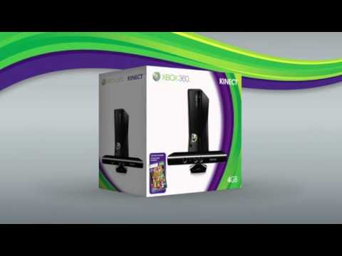Xbox 360 Kinect Get Started How to Set Up Instruction Tutorial Guide