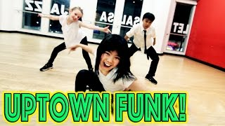 getlinkyoutube.com-UPTOWN FUNK - Bruno Mars Dance | @MattSteffanina Choreography ft TAYLOR KEN & BAILEY!