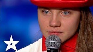 getlinkyoutube.com-Битбокс от Ольги - Україна має талант-6 - Кастинг в Донецке