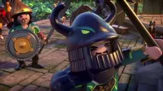 PLAYMOBIL Guardians of the Dragon Fires - The Movie (English)