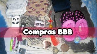 ♥ Pequeñas compras bbb ♥