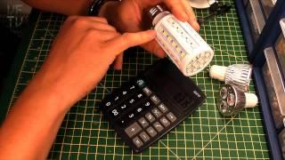 getlinkyoutube.com-Dangerous cheap eBay LED bulb.