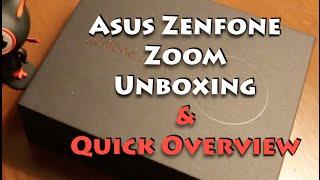 getlinkyoutube.com-Asus Zenfone Zoom India Unboxing and Quick Overview
