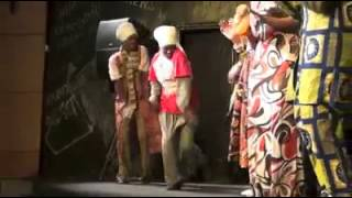 Juliani's Utawala Song (Parody) from  Alliance Française.