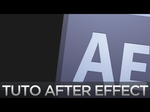 Tuto After Effect - Effet explosion |par V3kRaZ