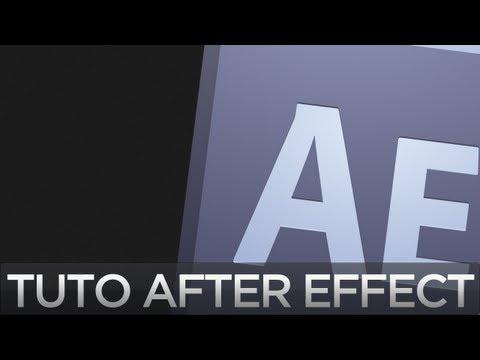 Tuto After Effect - Effet explosion |par V3kRaZ