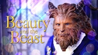 getlinkyoutube.com-Unbox Daily: The Disney Store Beast - Beauty and the Beast Live Action Film - Doll Review - 4K