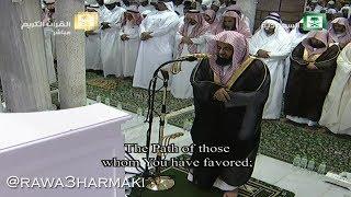 getlinkyoutube.com-صلاة التراويح من الحرم المكي ليلة 1 رمضان 1435 للشيخ سعود الشريم وعبدالرحمن السديس كاملة مع الدعاء