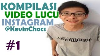 getlinkyoutube.com-Kompilasi Video Lucu Instagram Kevin Anggara - Oktober 2015 Part 1 #KompiVidgram