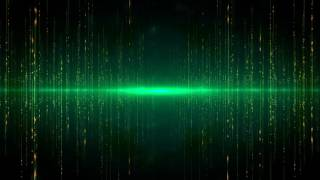 getlinkyoutube.com-4K 10:00 min. Green Matrix Glowing Motion Background 2160p Efect