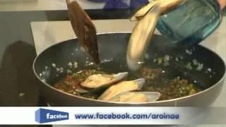 getlinkyoutube.com-หอยแมลงภู่ ผัดพริกไทยดำ